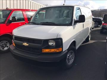 2017 Chevrolet Express Cargo