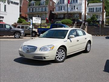 2011 Buick Lucerne for sale in Pottsville, PA