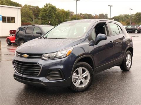 2018 Chevrolet Trax for sale in Pottsville, PA