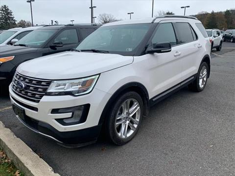 2016 Ford Explorer for sale in Pottsville, PA