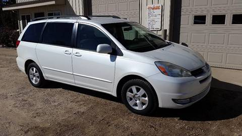 2005 Toyota Sienna for sale in Lake City, MI