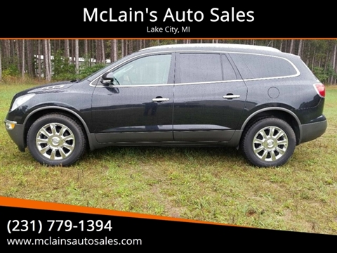 2012 Buick Enclave for sale in Lake City, MI