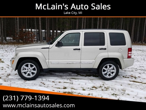 2008 Jeep Liberty for sale in Lake City, MI