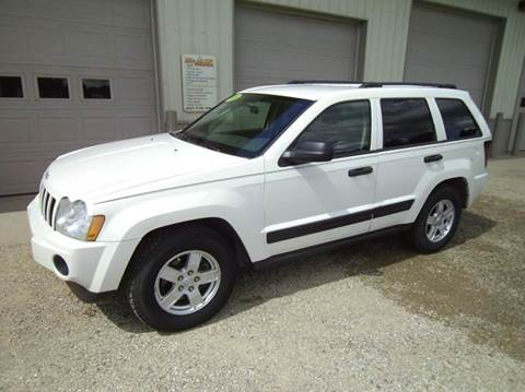 2005 Jeep Grand Cherokee for sale at McLain's Auto Sales in Lake City MI