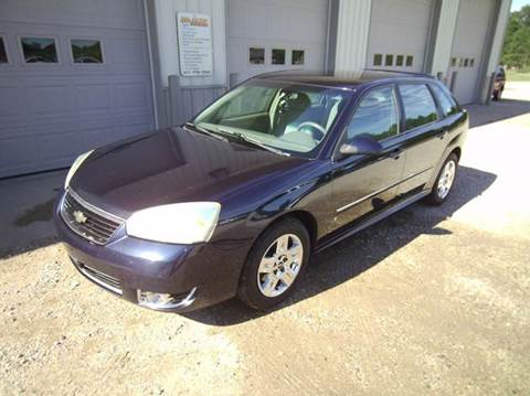 2006 Chevrolet Malibu Maxx for sale at McLain's Auto Sales in Lake City MI