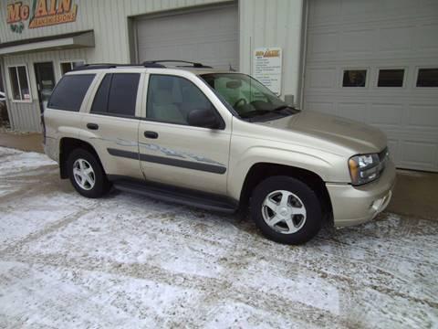 2005 Chevrolet TrailBlazer for sale in Lake City, MI