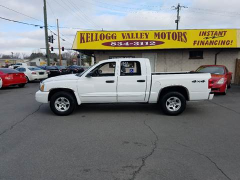 2005 Dodge Dakota for sale at Kellogg Valley Motors in Gravel Ridge AR