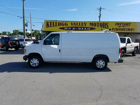 2007 Ford E-Series Cargo for sale at Kellogg Valley Motors in Gravel Ridge AR