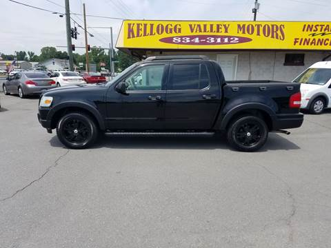 2007 Ford Explorer Sport Trac for sale at Kellogg Valley Motors in Gravel Ridge AR