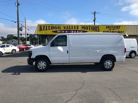 2012 Ford E-Series Cargo for sale at Kellogg Valley Motors in Gravel Ridge AR