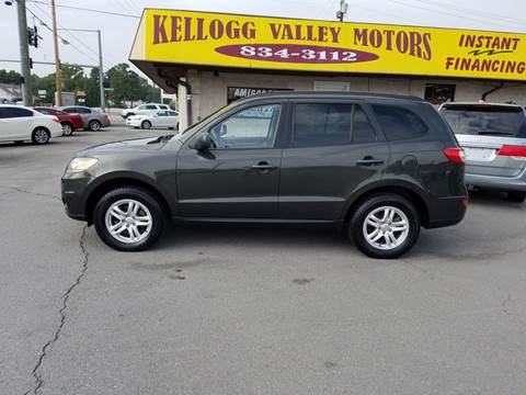 2010 Hyundai Santa Fe for sale at Kellogg Valley Motors in Gravel Ridge AR