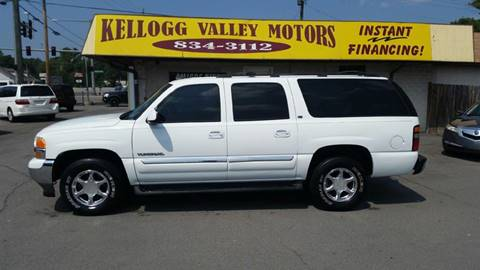 2006 GMC Yukon XL for sale at Kellogg Valley Motors in Gravel Ridge AR