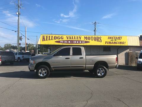 2005 Dodge Ram Pickup 2500 for sale at Kellogg Valley Motors in Gravel Ridge AR