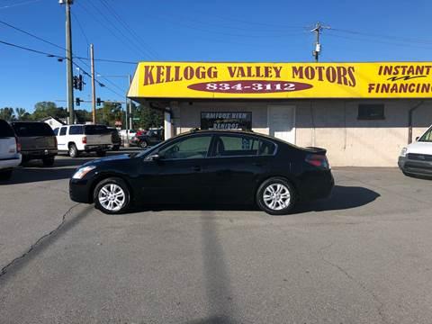 2011 Nissan Altima for sale at Kellogg Valley Motors in Gravel Ridge AR