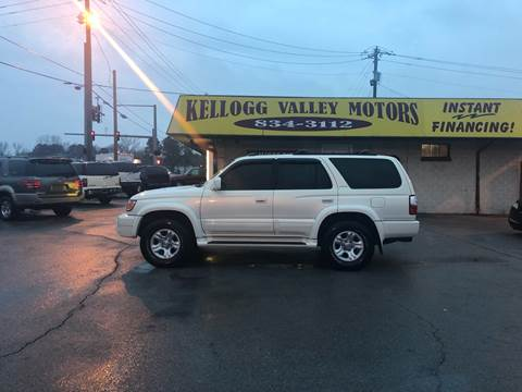 2002 Toyota 4Runner for sale at Kellogg Valley Motors in Gravel Ridge AR