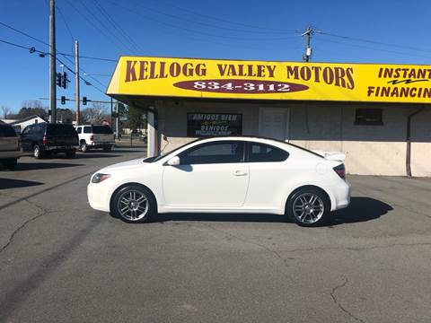 2009 Scion tC for sale at Kellogg Valley Motors in Gravel Ridge AR