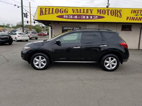 2009 Nissan Murano for sale at Kellogg Valley Motors in Gravel Ridge AR