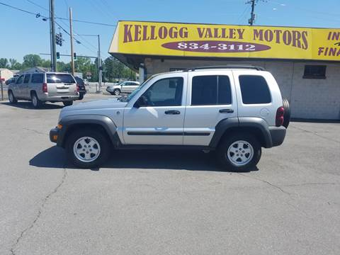 2007 Jeep Liberty for sale at Kellogg Valley Motors in Gravel Ridge AR