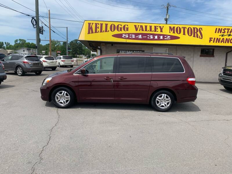 2007 Honda Odyssey for sale at Kellogg Valley Motors in Gravel Ridge AR