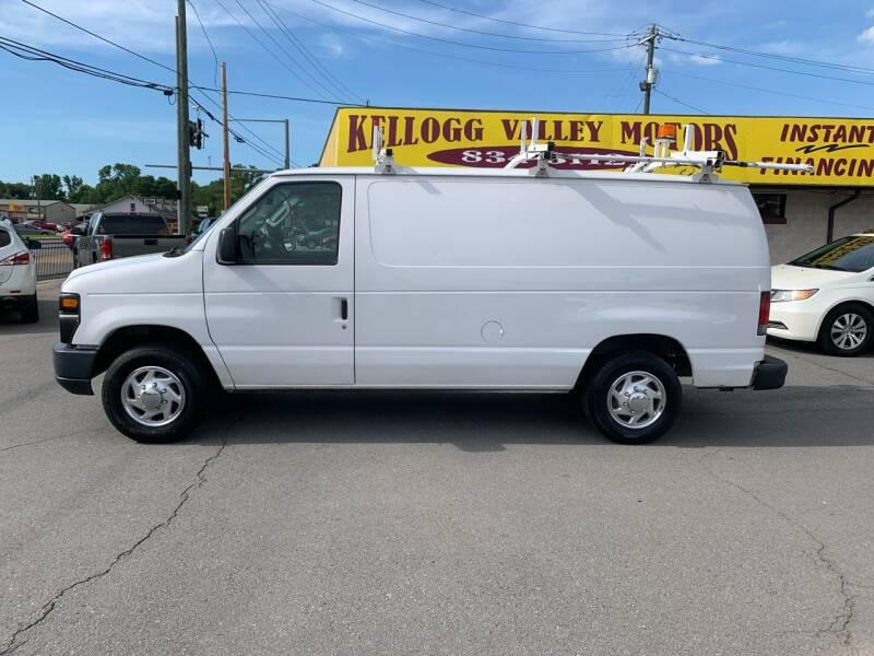 2011 Ford E-Series Cargo for sale at Kellogg Valley Motors in Gravel Ridge AR