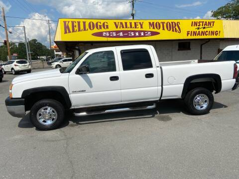 2005 Chevrolet Silverado 2500HD for sale at Kellogg Valley Motors in Gravel Ridge AR