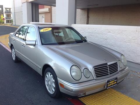 1998 Mercedes-Benz E-Class for sale in Sacramento, CA