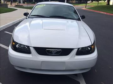 2004 Ford Mustang for sale in Sacramento, CA