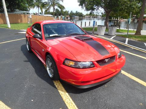 2004 Ford Mustang for sale in Wilton Manors, FL