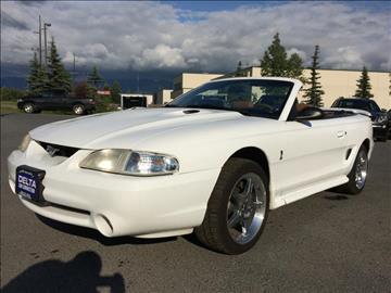 1998 Ford Mustang SVT Cobra For Sale  Carsforsalecom