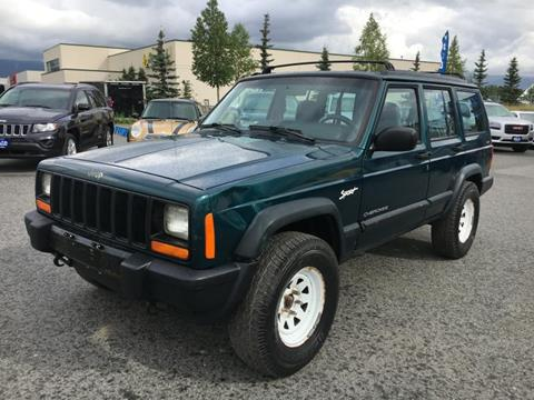 1998 Jeep Cherokee for sale in Anchorage, AK