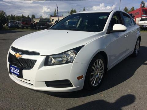 2012 Chevrolet Cruze for sale in Anchorage, AK