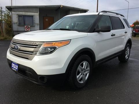 2013 Ford Explorer for sale in Anchorage, AK