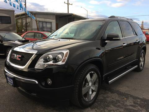2011 GMC Acadia for sale in Anchorage, AK