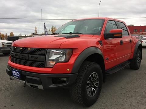 2012 Ford F-150 for sale in Anchorage, AK