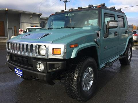 2007 HUMMER H2 SUT for sale in Anchorage, AK