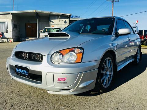 2004 Subaru Impreza for sale in Anchorage, AK