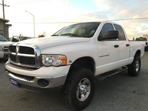2005 Dodge Ram Pickup 2500 for sale in Anchorage, AK