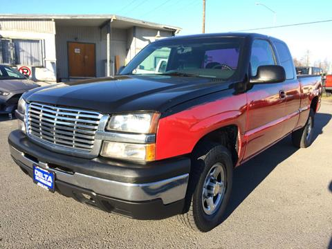 2004 Chevrolet Silverado 1500 for sale in Anchorage, AK
