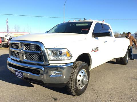 2016 RAM Ram Pickup 3500 for sale in Anchorage, AK
