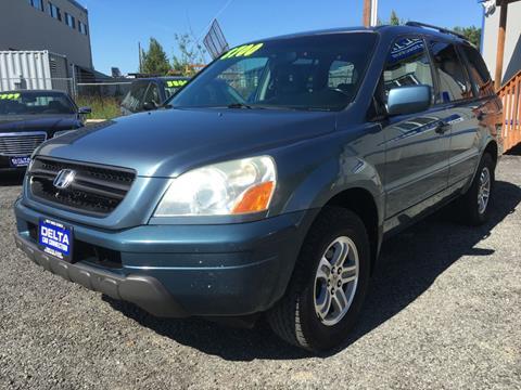 2005 Honda Pilot for sale in Anchorage, AK