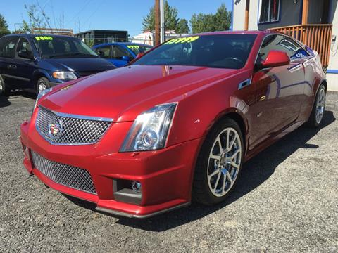 Used Cadillac Cts V For Sale In Anchorage Ak Carsforsale Com