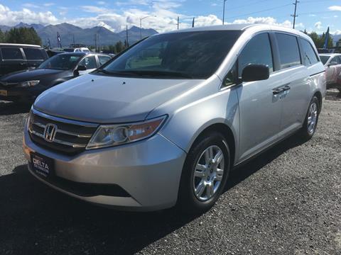 2012 Honda Odyssey for sale in Anchorage, AK