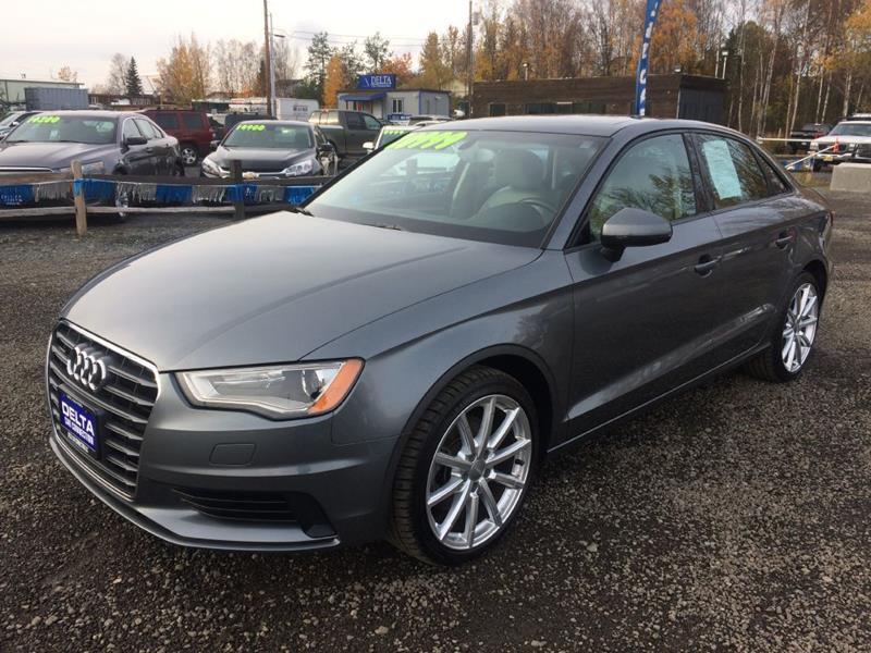 Audi A T Quattro Premium Plus AWD Dr Sedan In Anchorage - Audi anchorage