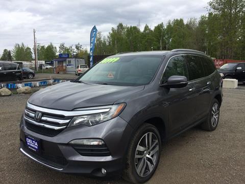 2017 Honda Pilot for sale in Anchorage, AK