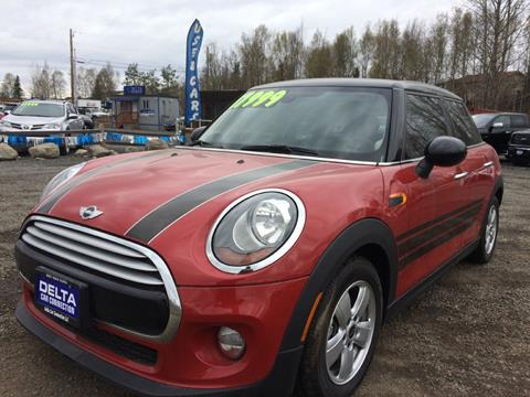 2015 MINI Hardtop 4 Door for sale in Anchorage, AK