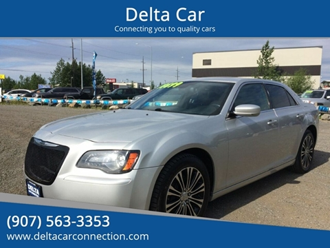 2012 Chrysler 300 for sale in Anchorage, AK