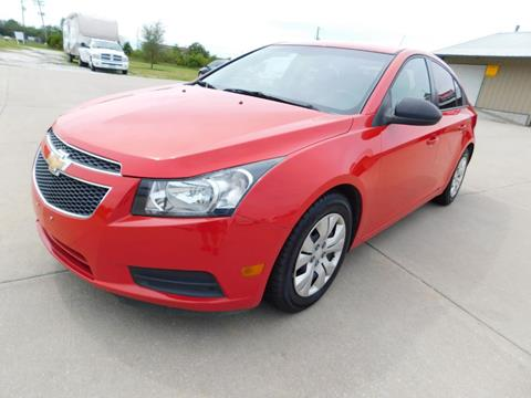 2014 Chevrolet Cruze for sale in Wright City, MO