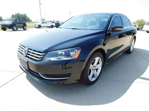 2013 Volkswagen Passat for sale in Wright City, MO