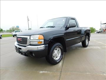2004 GMC Sierra 1500 for sale in Wright City, MO