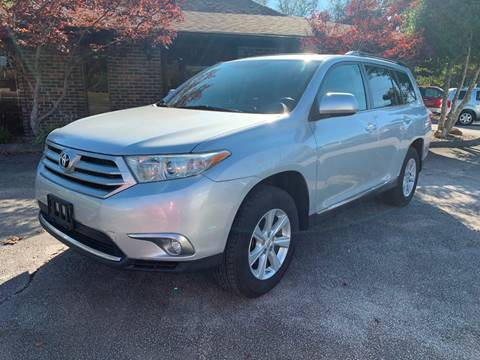 2011 Toyota Highlander for sale in Powell, TN